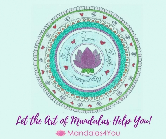 Learn Draw Mandala FB